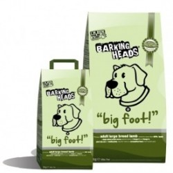 Barking Heads Big Foot Lamb 12 kg