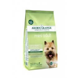 Arden Grange Mini Adult rich in fresh Lamb & Rice 6 kg