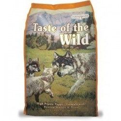 Taste of the Wild High Praire Puppy 6,8kg