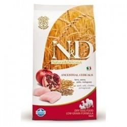 N&D Grain Free Puppy S/M Chicken & Pomegr 12kg
