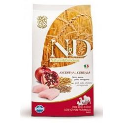 N&D Grain Free DOG Puppy S/M Chicken & Pomegr 7kg