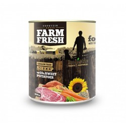 Farm Fresh SHEEP WITH SWEET POTATOES 800g
