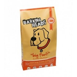 Barking Heads Professional Large Breed Chicken 18kg Doprava zdarma