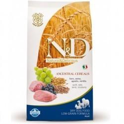 N&D Low Grain DOG Adult Maxi Lamb & Blueberry 12kg Doprava zdarma