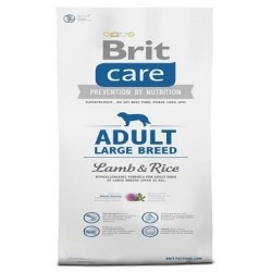 Brit Care 12kg adult Large Breed Lamb and Rice