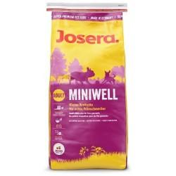 Josera 15kg Miniwell  Doprava zdarma