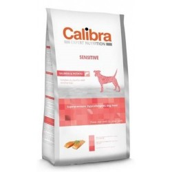 Calibra Dog EN Sensitive Salmon 12kg NEW Doprava zdarma