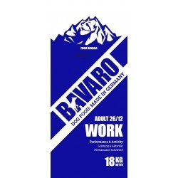 Bavaro 18kg Work Adult 26/12 Doprava zdarma