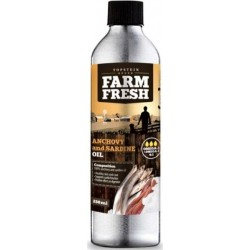 Topstein Farm Fresh Anchovy and Sardine Oil 500ml