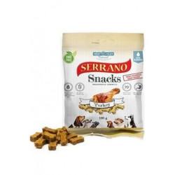 Serrano Snack for Dog Turkey 100g