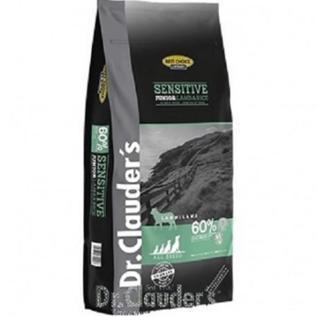 Best Choice 20kg Junior Lamb+Rice Sensitive