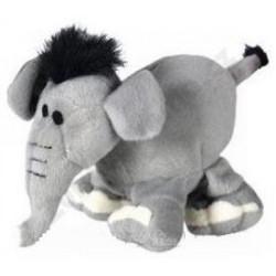 Hračka pes ZOO Park slon plyš 16 - 22cm