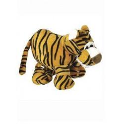 Hračka pes ZOO Park tygr plyš 16 - 22cm