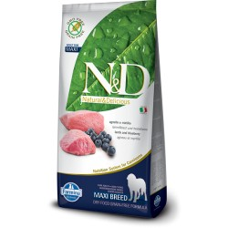 N&D PRIME DOG Adult M/L Lamb & Blueberry 12kg Doprava zdarma