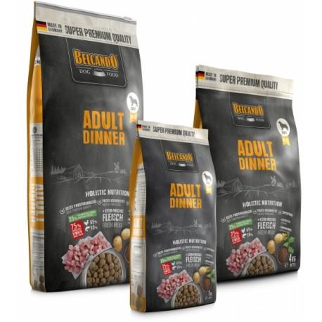 Belcando Adult Dinner 25kg +Daily DentaStick Doprava zdarma